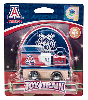 Arizona Wildcats Toy Train