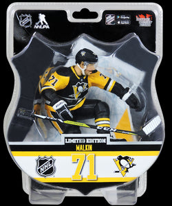 Evgeni Malkin Pittsburgh Penguins Import Dragons Action Figure