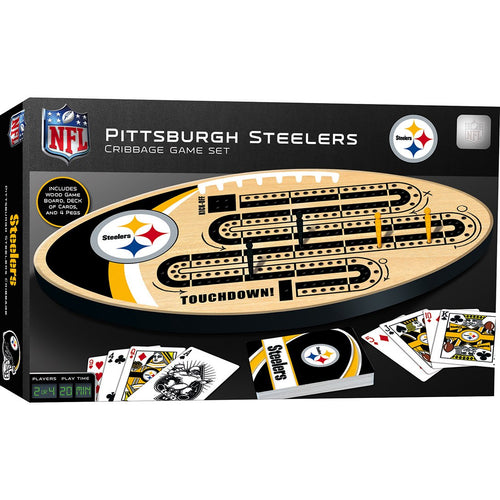 Pittsburgh Steelers Cribbage Game