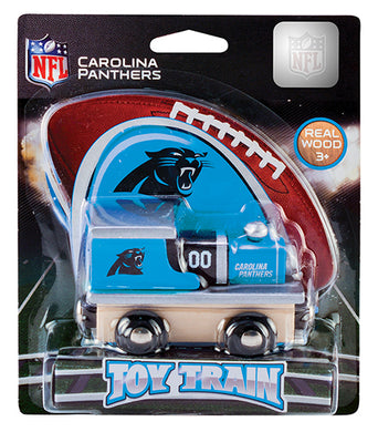 Carolina Panthers Toy Train