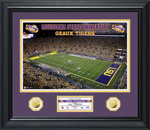 LSU Tigers, Louisiana State Tigers
