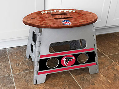 Atlanta Falcons Folding Step Stool
