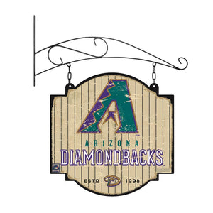 Arizona Diamondbacks Vintage Tavern Sign