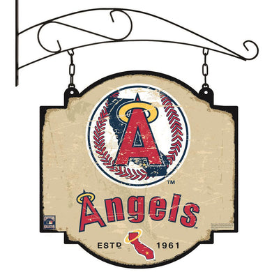 Los Angeles Angels Vintage Tavern Sign