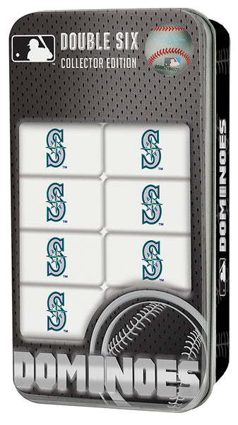 Seattle Mariners Dominoes