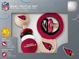 Arizona Cardinals Baby Rattles, Arizona Cardinals Rattles, NFL
