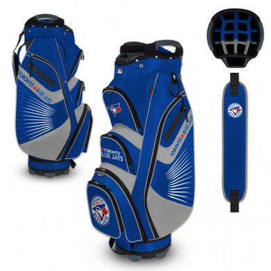 Toronto Blue Jays Bucket Cooler Cart Golf Bag