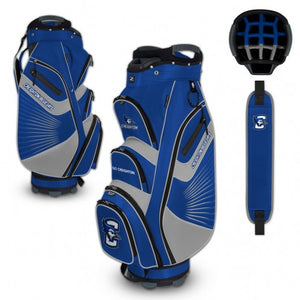 Creighton Blue Jays Bucket Cooler Cart Golf Bag