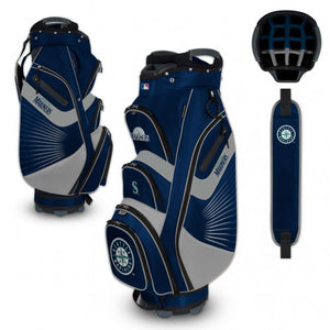 Seattle Mariners Bucket Cooler Cart Golf Bag