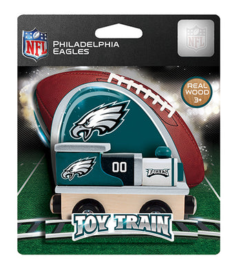 Philadelphia Eagles Toy Train, Philadelphia Eagles Train, NFL