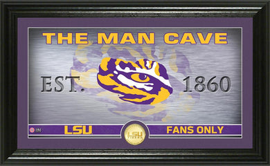 lsu tigers man cave