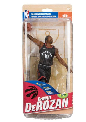 demar derozan toronto raptors action figure