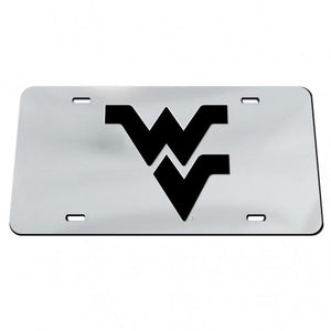 wvu football, wvu basketball, wvu license plate