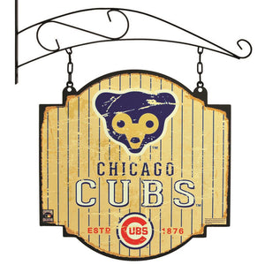 Chicago Cubs Vintage Tavern Sign