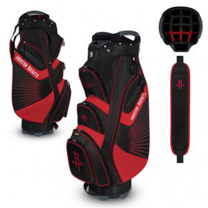 houston rockets golf bag