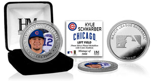 kyle schwarber chicago cubs