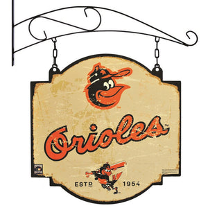 Baltimore Orioles Vintage Tavern Sign