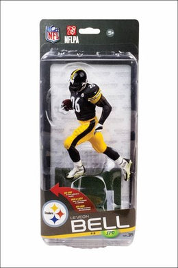 Le'Veon Bell Pittsburgh Steelers McFarlane NFL Series 35 Action Figure