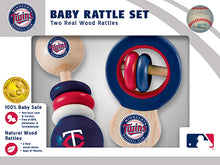 Minnesota Twins Rattles, Baby toy