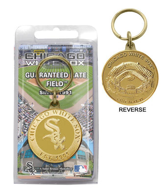 chicago white sox key chain