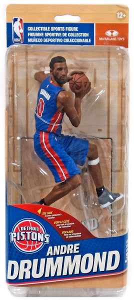 Andre Drummond Detroit Pistons McFarlane NBA Sports Picks Series 31 Action Figure