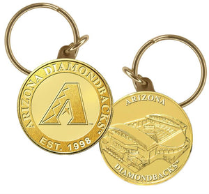 arizona diamondbacks keychain