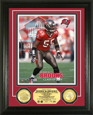 Derrick Brooks Tampa Bay Buccaneers