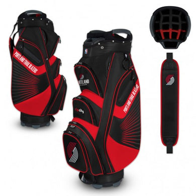 portland trail blazers golf bag