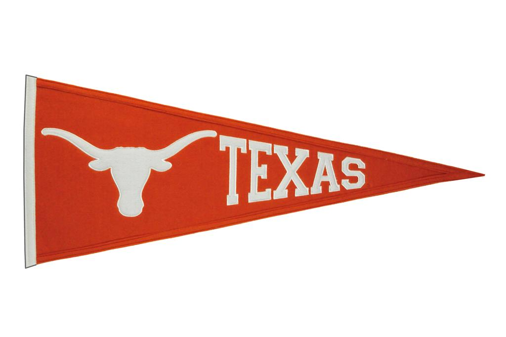 Texas Lonhorns Traditions Pennant