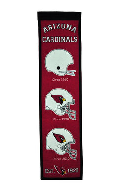 Arizona Cardinals Heritage Banner - 8