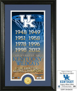 Kentucky Wildcats national champions