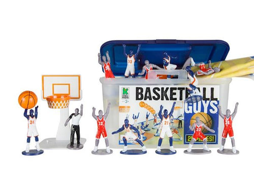Basketball Guys Action Figures