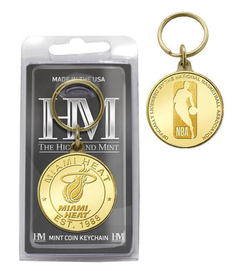 miami heat key chain