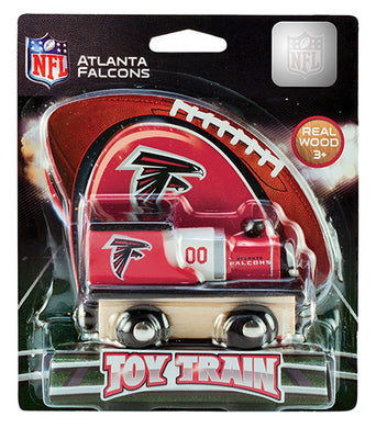 Atlanta Falcons Toy Train, NFL Toy Train, Atlanta Falcons Train