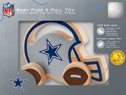 Dallas Cowboys Baby Toy