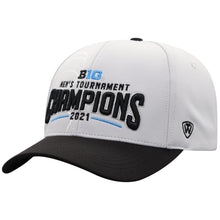Illinois Fighting Illini 2021 BIG10 Basketball Tournament Champions Locker Room Hat
