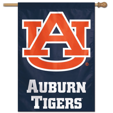 Auburn Tigers Vertical Flag 28