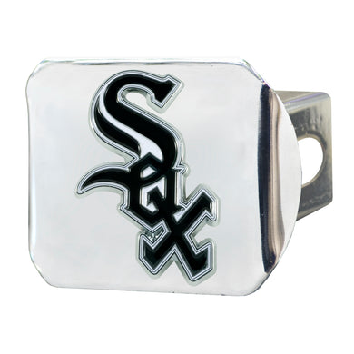 Chicago White Sox Color Chrome Hitch Cover