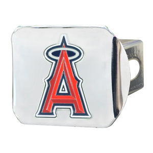 Los Angeles Angels Color Chrome Hitch Cover