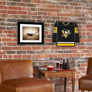 "Pittsburgh Penguins Jersey Traditions Banner - 20""x18"""