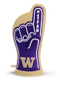 Washington Huskies #1 Fan Oven Mitt