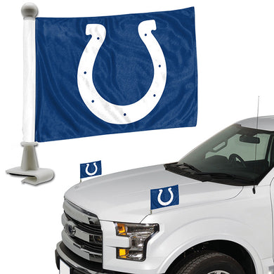 indianapolis colts car flag