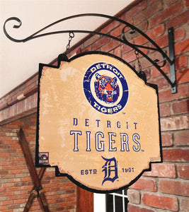 Detroit Tigers Vintage Tavern Sign