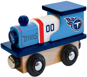 Tennessee Titans Toy Train, Tennessee Titans Train, NFL