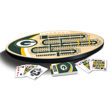 Green Bay Packers Cribbage Game