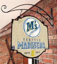 Seattle Mariners Vintage Tavern Sign