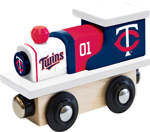 Minnesota Twins Toy Train
