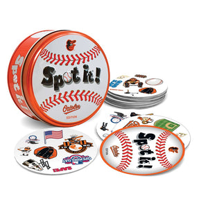 Baltimore Orioles Spot It!  Game