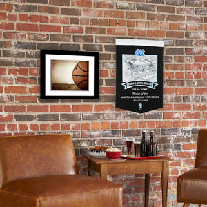 "North Carolina Tar Heels Dean Smith Center Stadium Banner - 15""x24"""