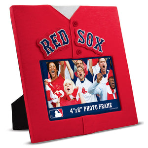 boston red sox picture frame